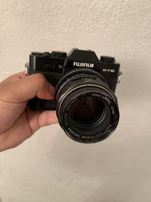 Fujifilm xt10 for Sale in Los Angeles, CA
