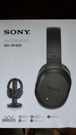 Wireless Stereo Headphone System for Sale in Canton, MI