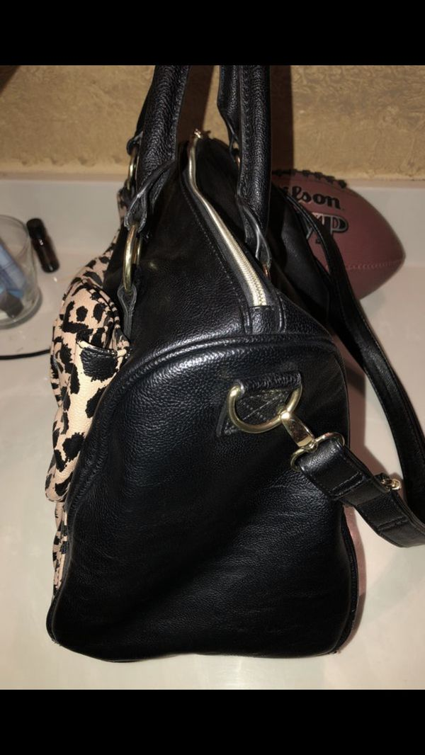 aa8ac4bb1a78 Betsey Johnson leopard purse for Sale in Port St. Lucie, FL - OfferUp
