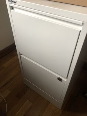 Bisley File Cabinet (white) for Sale in Columbus, OH