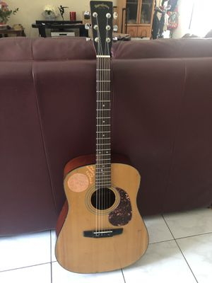 Sigma Guitar dm2 1970's for Sale in Los Angeles, CA