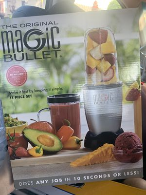 Brand New Magic Bullet Blender Never Opened for Sale in Hialeah, FL