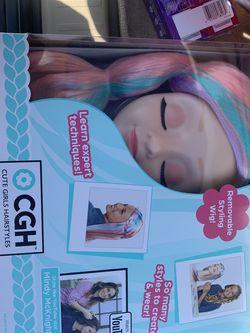 Cgh Doll Head for Sale in South El Monte,  CA