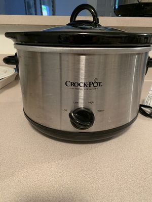 Crock Pot for Sale in Coral Springs, FL