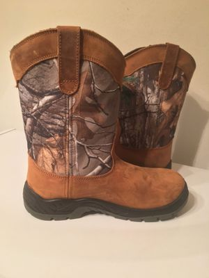 Real Tree Boots Size 11 for Sale in Monroe, LA