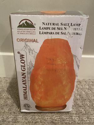 Himalayan Salt Lamp for Sale in West Sacramento, CA