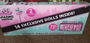 LOL Suprise Amazing Surprise with 14 Dolls & 70+ Surprises for Sale in Olmsted Falls, OH