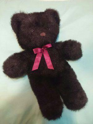 Plush Black Bear Cub /Teddy Bear for Sale in Winter Park, FL