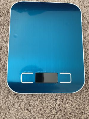 Digital kitchen scales 11LB for Sale in Irvine, CA