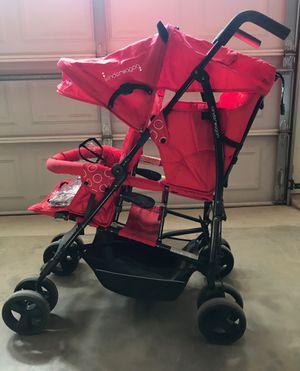 Kinderwagon double stroller for Sale in Phelan, CA