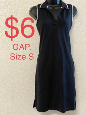 GAP, Black Sleeveless Dress, Size S for Sale in Phoenix, AZ