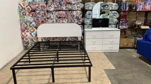 Brand new Nationwide Furniture Queen size Bedroom set. for Sale in Hilliard, OH