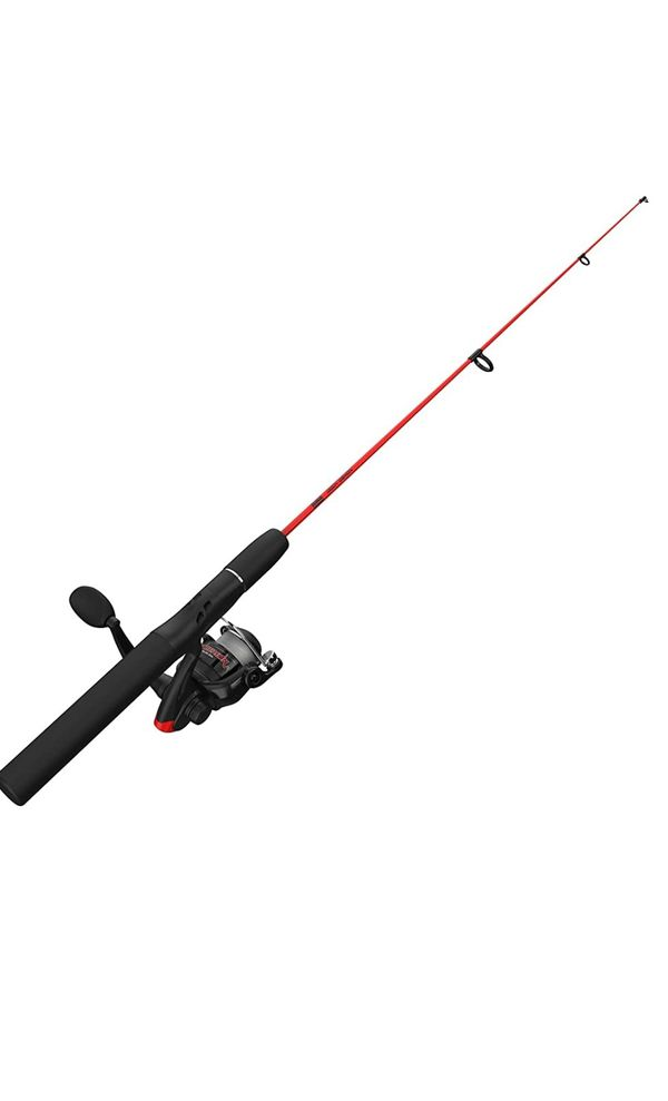 Fishing rod and reel just $50