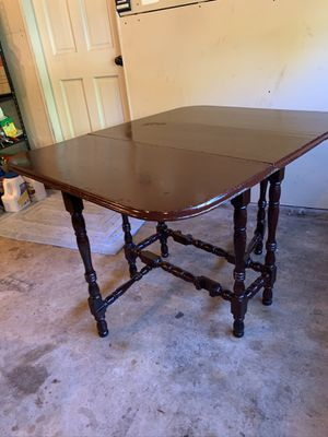 Antique table for Sale in Sterling, VA