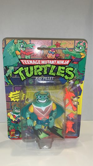 TMNT Ray Fillet 1990 (Sealed) for Sale in Burleson, TX