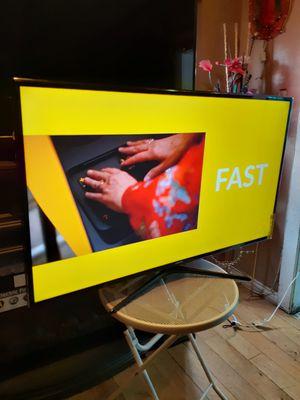 Tv Samsung de 55 inch smart 1080p chingona vien cuidada vista perrona delgadita con vase i control 320$ no negosiable no negosiable varatisimos for Sale in Los Angeles, CA