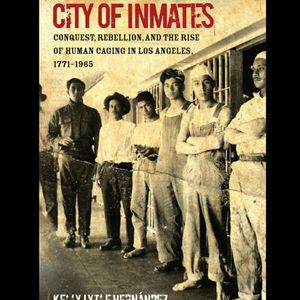 City of Inmates by Kelly Lytle Hernandez 9781469631189 eBook PDF Free Instant Delivery for Sale in Pomona, CA