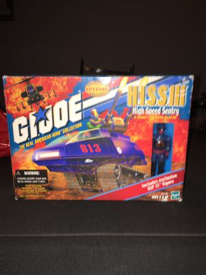 Gi Joe H.I.S.S. Tank for Sale in Salem, NH