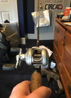 Baitcaster Rod for Sale in Lynn, MA