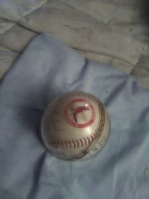Autographed St. Louis Cardinals baseball for Sale in Murray, KY