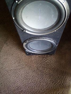 """12"""" fostgates speakers for Sale in Santa Fe Springs, CA"""