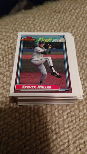 1992 Topps baseball cards for Sale in Appomattox, VA