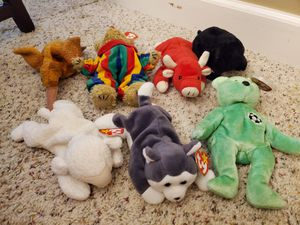 Misc Beanie Baby lot for Sale in Fenton, MO
