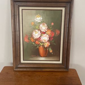 Framed Oil Painting for Sale in Arlington Heights, IL
