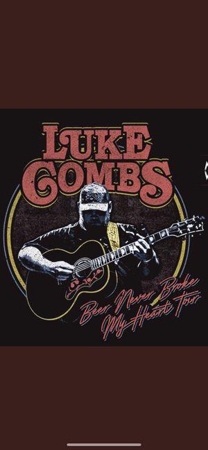 Luke combs tickets 12/13/2019 for Sale in Murfreesboro, TN
