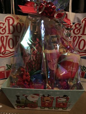 Need A Gift For The Holiday's...Reasonably Priced And Gift Wrapped...Sweet Pea Fine Fragrance, Hand Lotion, Hand Gel Sanitizer, See's Lollipop for Sale in Fontana, CA