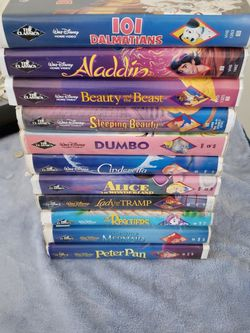 Walt Disney Classic Vhs Tapes for Sale in Brooklyn,  NY