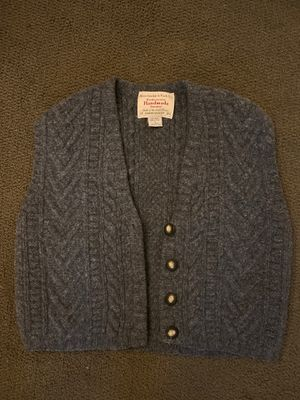 Abercrombie and Fitch -NorthCountry Handmade Sweater Vest Size S for Sale in Alpharetta, GA