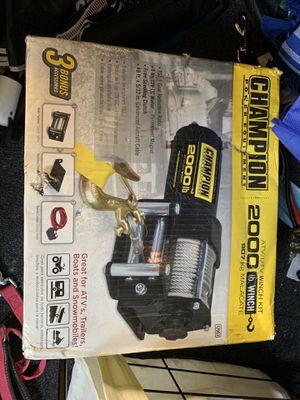 Winch kit for Sale in Chicago, IL
