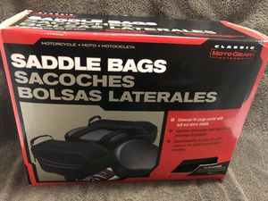 Motorcycle Saddle Bags - Soft for Sale in Warrenton, VA