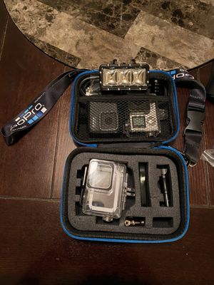 GoPro Hero 4 and Hero 7 silver for Sale in Houston, TX