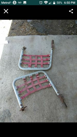 Honda Quad Nerf Bars for Sale in Apple Valley, CA