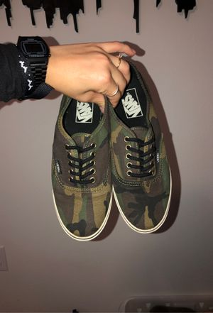 Camo Print Vans for Sale in Orange City, FL
