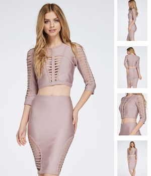 Bandage two piece set for Sale in Los Angeles, CA