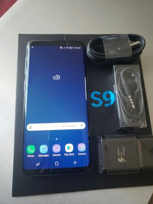 Samsung Galaxy S9 , Excellent Condition, FACTORY UNLOCKED. for Sale in Springfield, VA