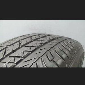 225 50 18 Bridgestone Turanza EL450 Run Flat with 95% Tread 8/32 95V #10594 for Sale in Miami, FL