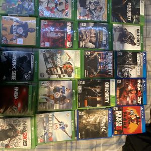 Ps4 And Xbox One/360 Video Games for Sale in The Colony, TX