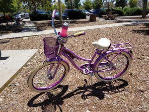 """New beutiful🌺 crusier ladies and girls 24 """" bike for Sale in Poway, CA"""