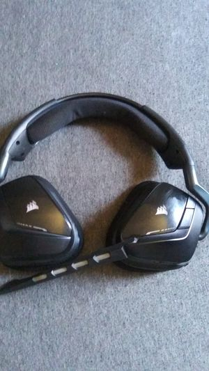 Corsair void wireless headset for Sale in Chula Vista, CA