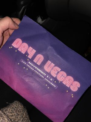 DAY N VEGAS TICKETS for Sale in Hacienda Heights, CA