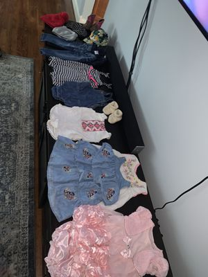 Kids 6-12 months baby clothes and up for Sale in Burbank, IL