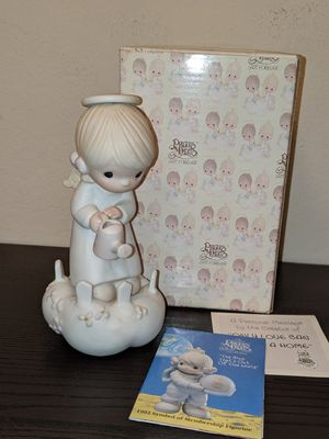 Precious Moment collection figure for Sale in Cupertino, CA