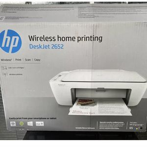 HP Deskjet 2652 All-In-One Wireless Printer for Sale in Surprise, AZ