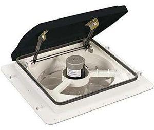 "Maxxair Smoke Corp 00A04401K Maxxfan Vent Std 14"" Manual RV Vantilator for Sale in Plano, TX"