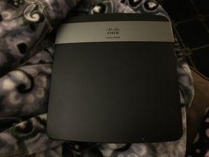 Linksys E2500 WiFi router for Sale in Richmond, VA