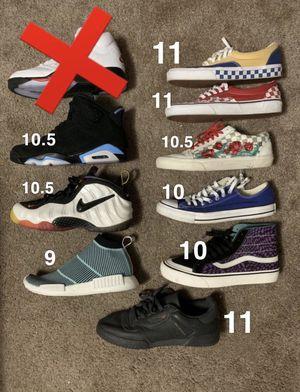 Jordans, Adidas, Vans for Sale in Bloomingdale, IL